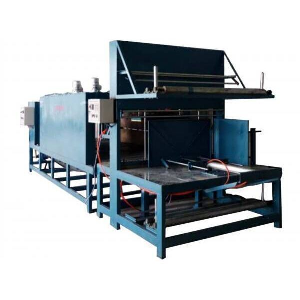 heat shrinking film wrapping machine