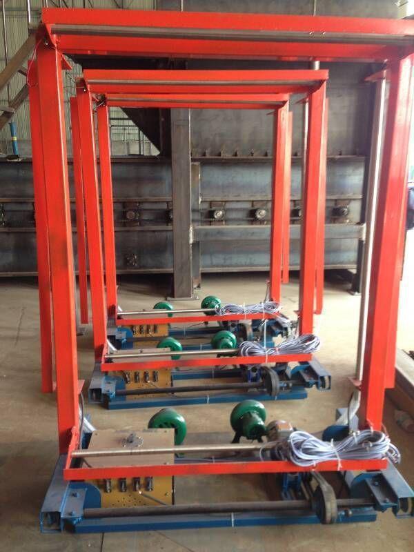 automatic eps foam cutting machine