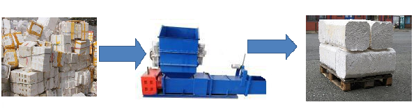 eps compacting machine