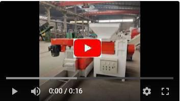 eps pelletizer recycling machine