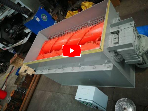 foam grinder - eps recycling machine from China